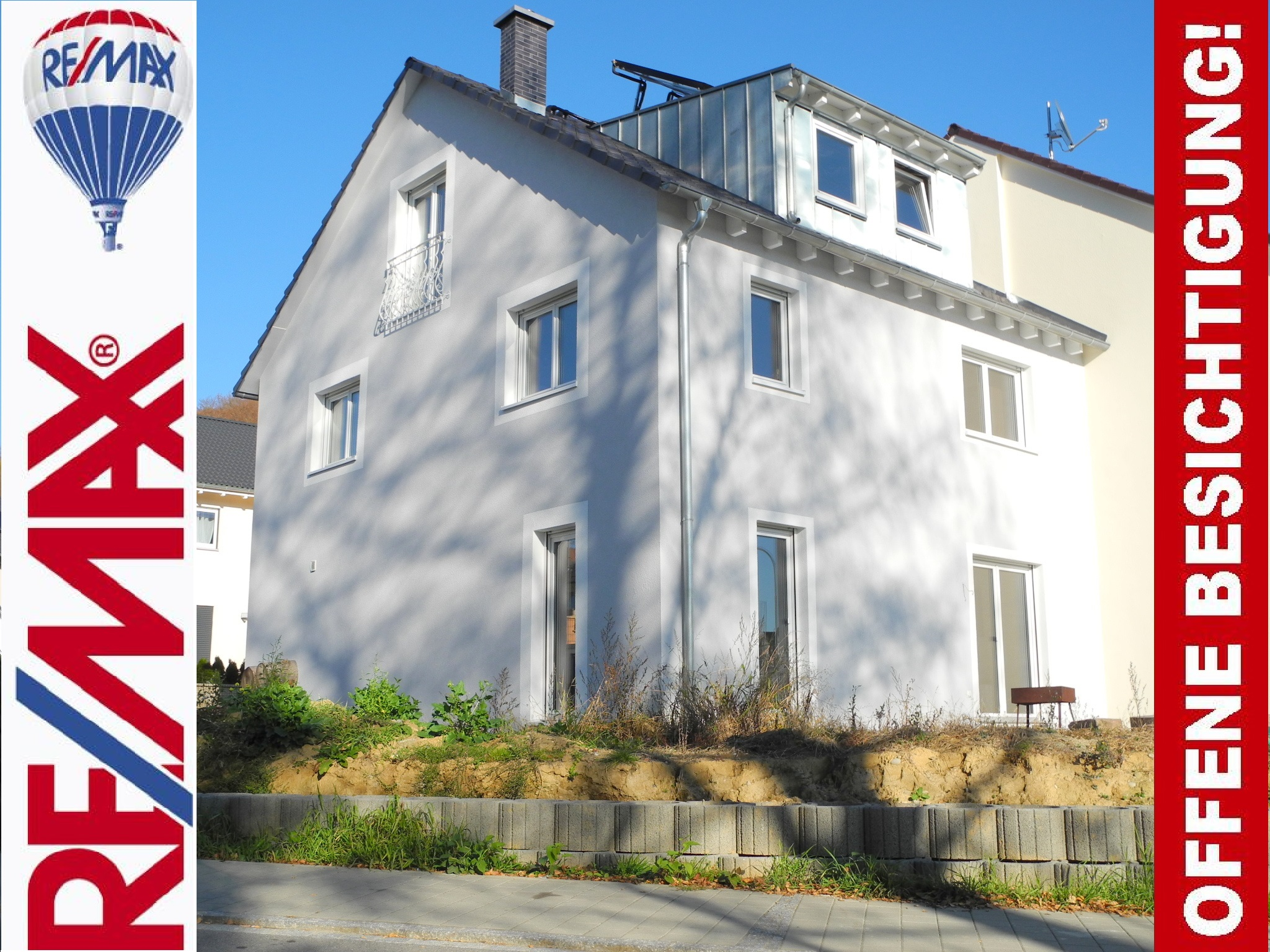 Neues Haus in Lörrach zu verkaufen!